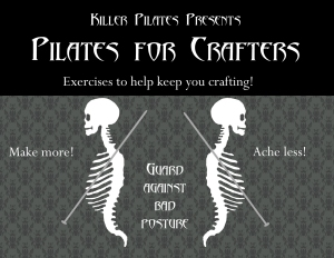 Pilates for Crafters
